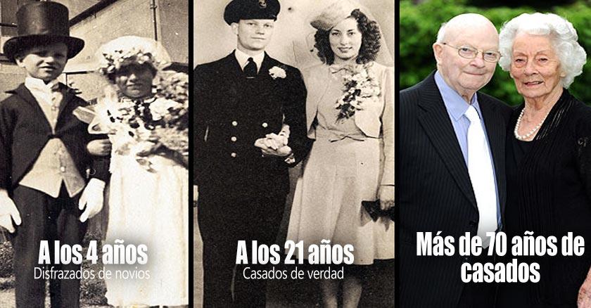 ron y ellen everest pareja de 91 años de edad juntos en un matrimonio para siempre