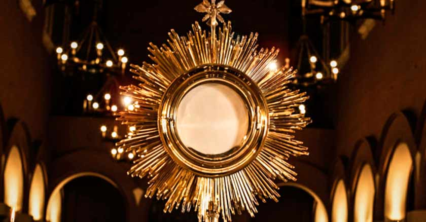 adoracion ucaristica jesus sacramentado cosas sorprendentes