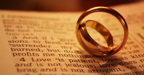 Matrimonio In Cristo : Confía en que dios ayudará a tu matrimonio sea exitoso
