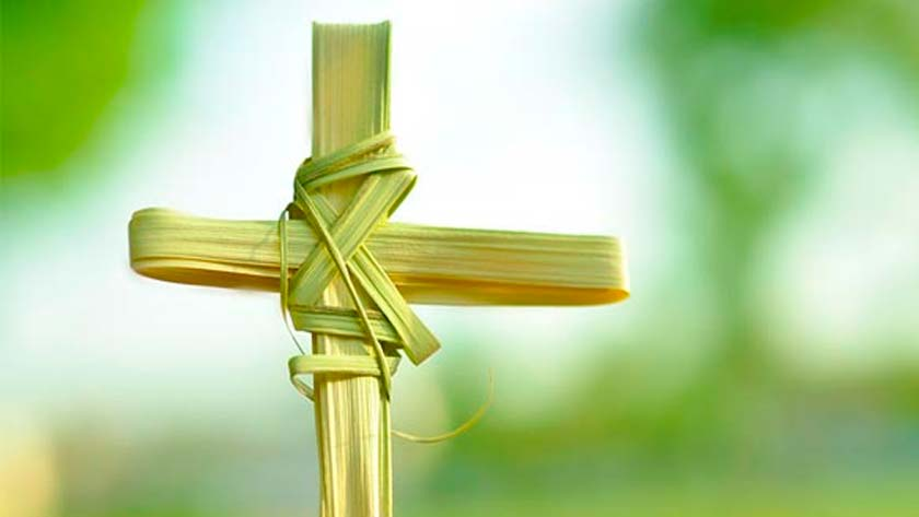 calculo de fechas tiempo de cuaresma semana santa pascua ramos palmas
