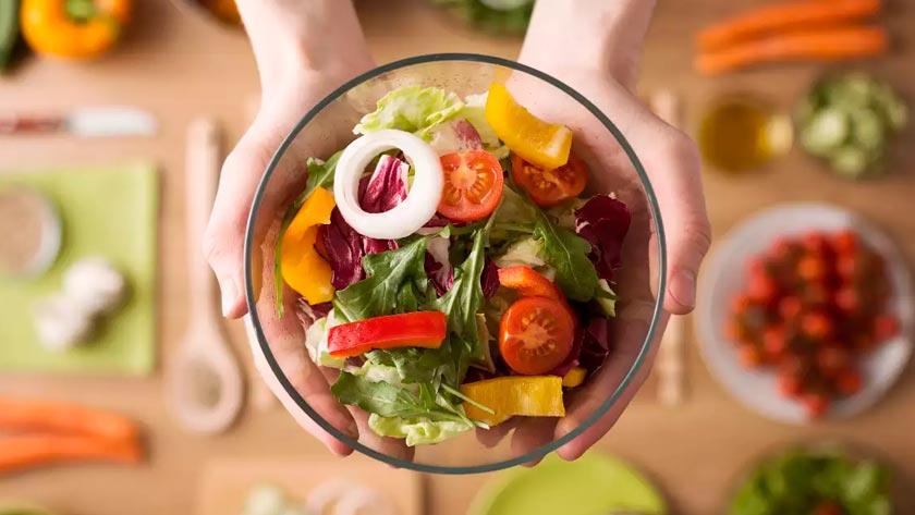 comida saludable hacer dieta convertirse llegar ser gula