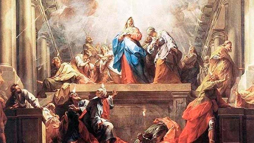 cosas que debes saber sobre la fiesta de pentecostes venida del espiritu santo