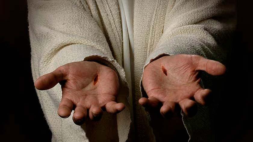 cristo resucitado preguntas resurreccion de jesus manos llagadas