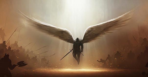 curso demonologia guerra entre dios demonio
