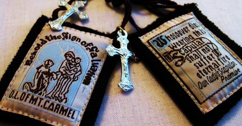 9 Cosas Que Debes Conocer Sobre El Escapulario De La Virgen