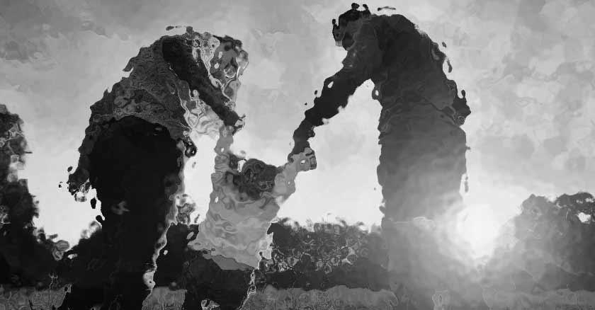 familia sostiene nino pecados antepasados influyen en nuestras vidas