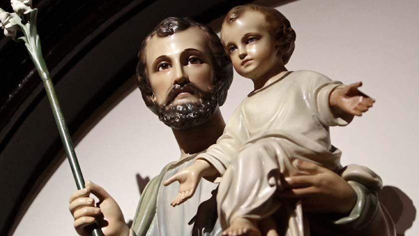 family protector devotee saint joseph church