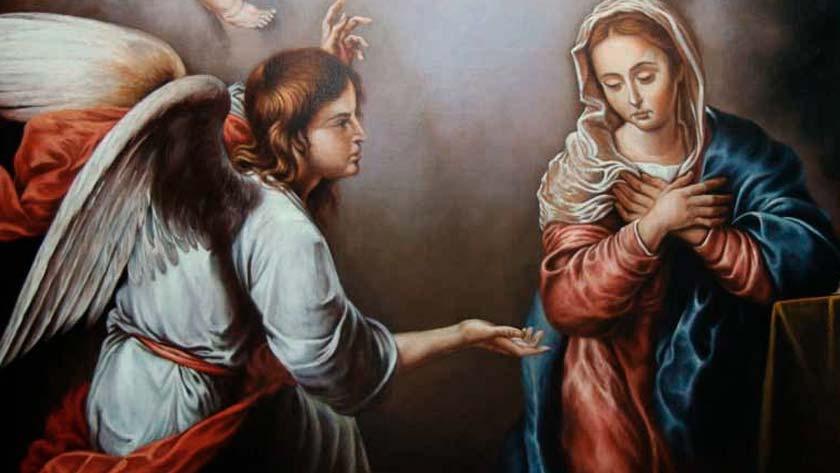 kejaritomene saludo del angel virgen maria anunciacion del senor