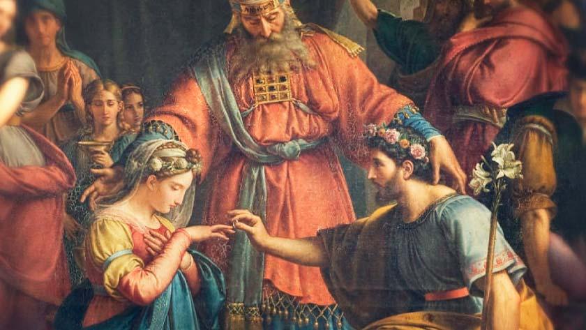 matrimonio de san jose virgen maria verdadero desposorio
