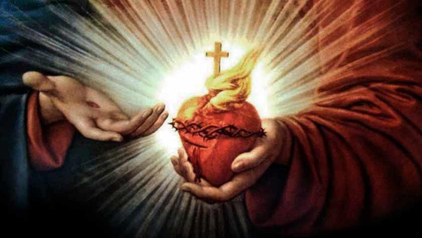 oracion de sanacion al sagrado corazon de jesus salud cuerpo alma orar