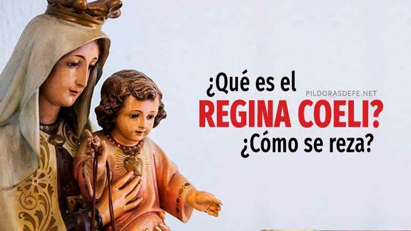 regina coeli oracion mariana que es rezar en tiempo de pascua angelus