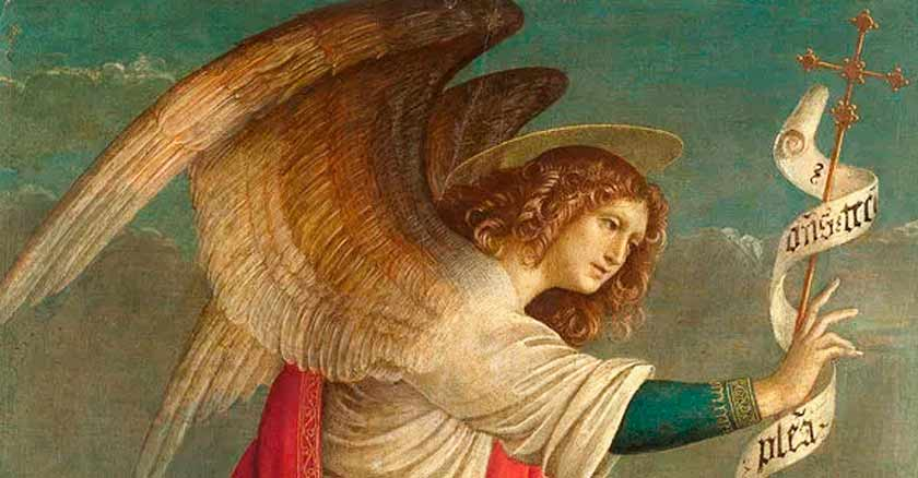 san gabriel arcangel la fuerza de Dios superar dificultades