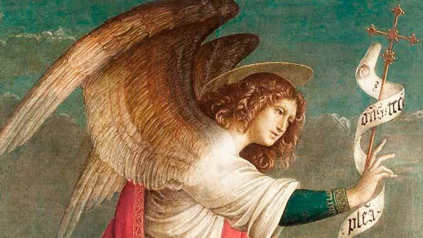 san gabriel arcangel oraciones fuerza de Dios debilidad
