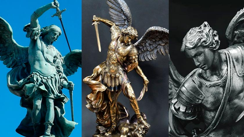 san miguel arcangel principe defensor combate espiritual milicias celestiales