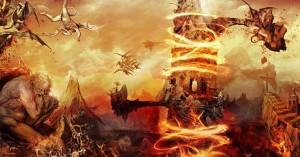 demonios en el infierno penas y castigos terribles vision de santa faustina