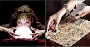 mijer bola de cristal cartas cristianos adivinacion lectura de manos