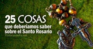 santo rosario cosas que deberias saber virgen del rosario