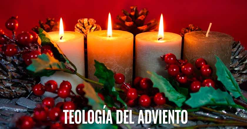 velas encendida tiempo de adviento teologia del adviento