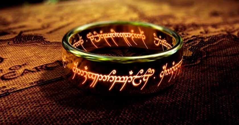 aro senor de los anillos j r r tolkien secreto matrimonio feliz