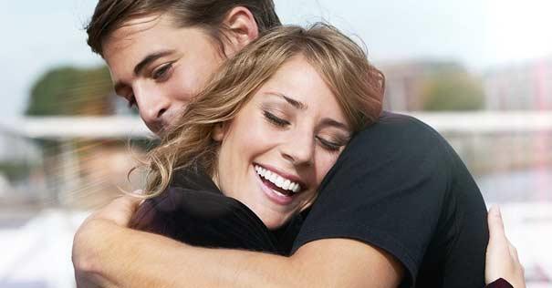 matrimonio pareja esposos felices seguridad confianza