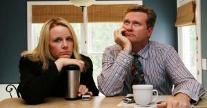 hombre mujer separados trabajo desamor aburridos