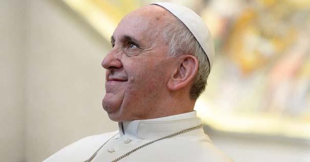 evangelio juan papa francisco carne sangre jesus verdadera comida