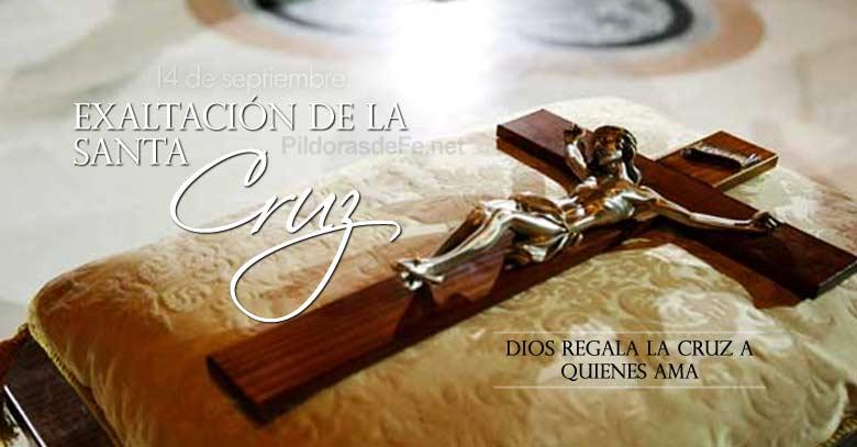 exaltacion de la santa cruz de cristo fiesta de la santa cruz