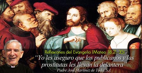 los publicanos y las prostitutas me gustan las prostitutas