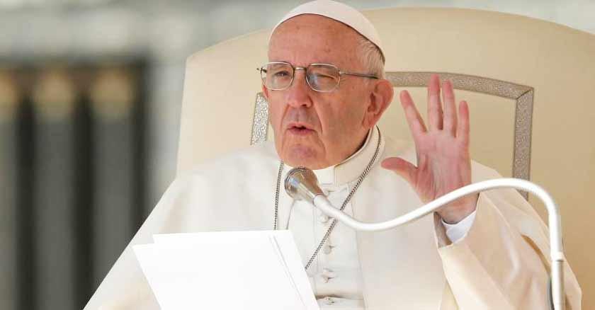 lectura evangelio de hoy  de junio  papa francisco palabra reflexion