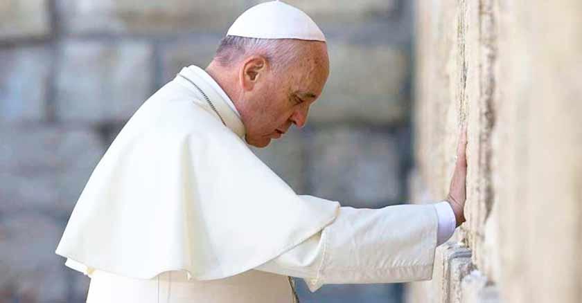 lectura evangelio hoy  julio  papa francisco palabra reflexion
