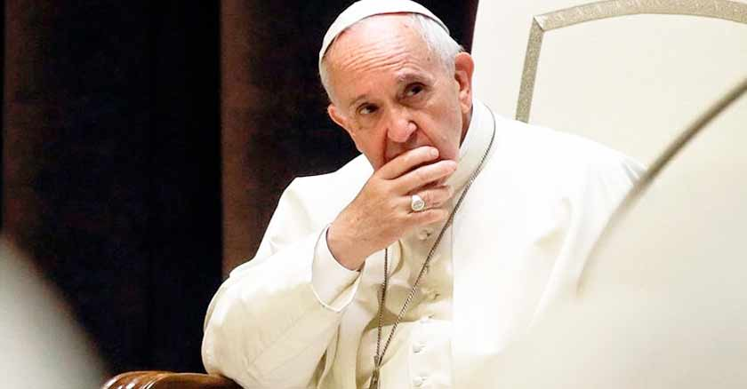 lecturas de hoy domingo  octubre  evangelio de hoy por papa francisco