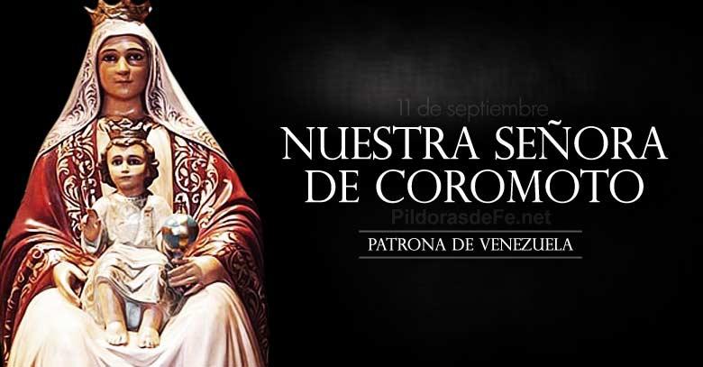 nuestra senora de coromoto virgen de coromoto patrona de venezuela