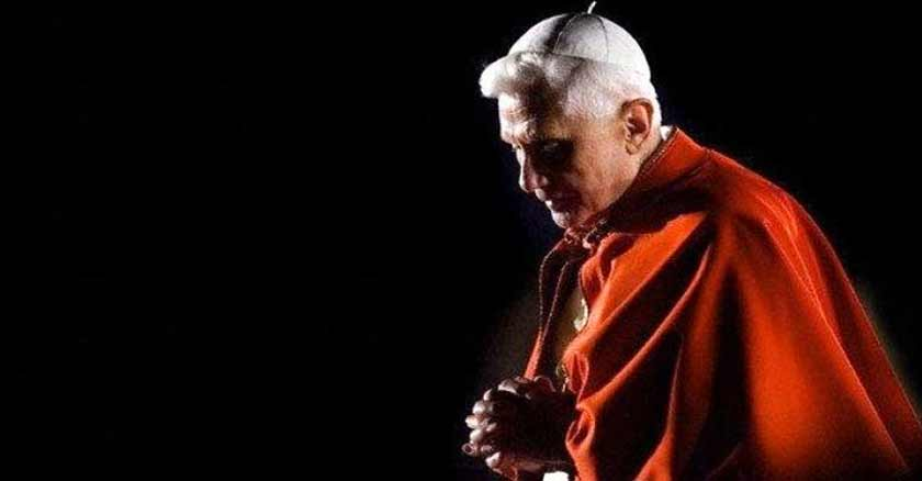 papa benedicto xvi lectura del evangelio de hoy  de mayo  palabra reflexion