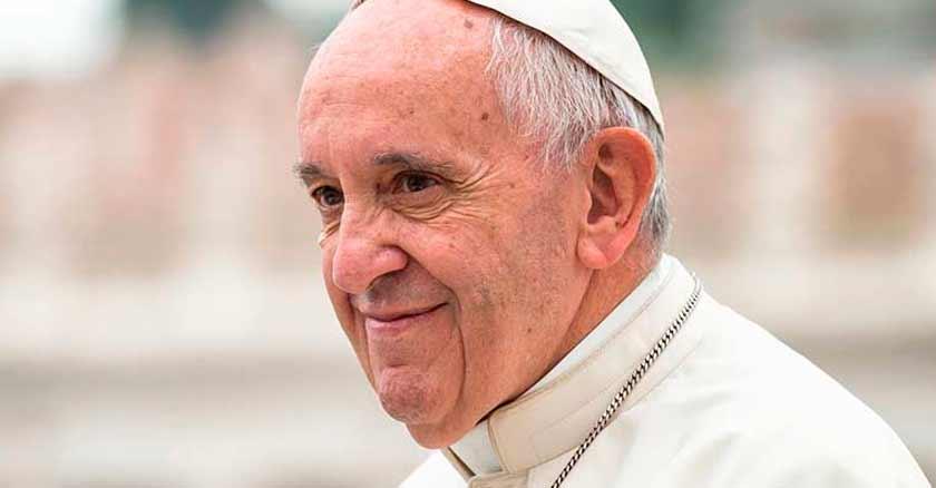 papa francisco lectura del evangelio de hoy  de mayo  palabra reflexion