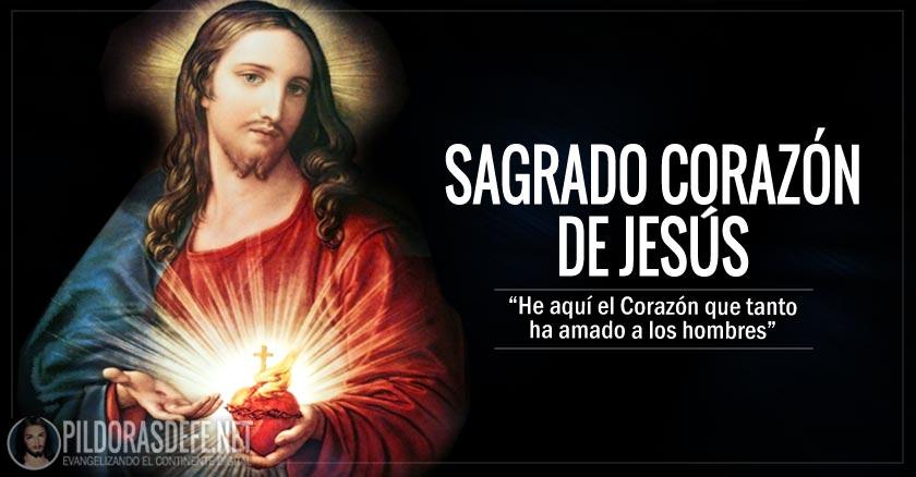 sagrado corazon de jesus solemnidad fiesta devocion