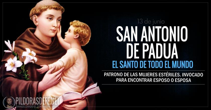 san antonio de padua mistico el santo del mundo invocado para encontrar esposo esposa