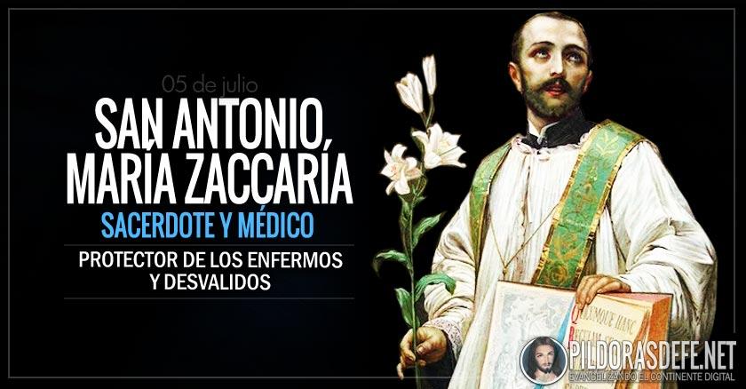 S. Antonio maría Zaccaria