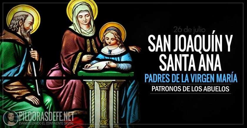 san joaquin y santa ana padres de la virgen maria patronos de los abuelos