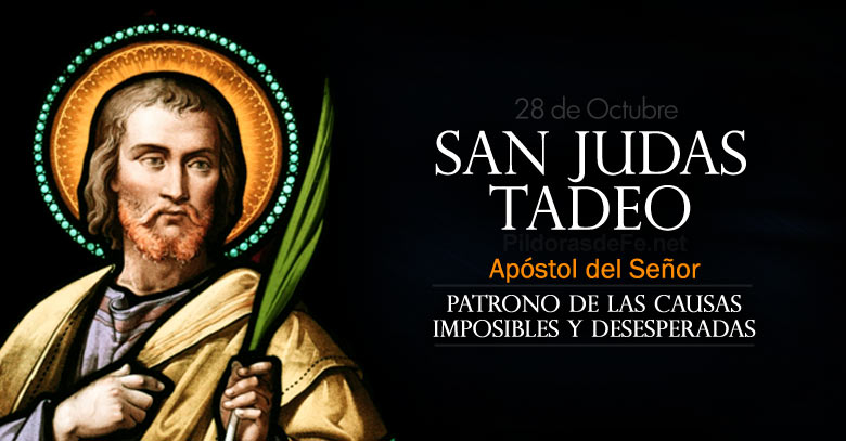 San Judas Tadeo Patrono De Los Casos Imposibles Y Desesperados