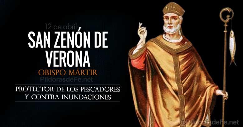 Resultado de imagen para San Zenón de Verona, santo