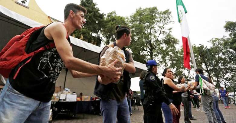 mexico ayuda generosidad terremoto sismo