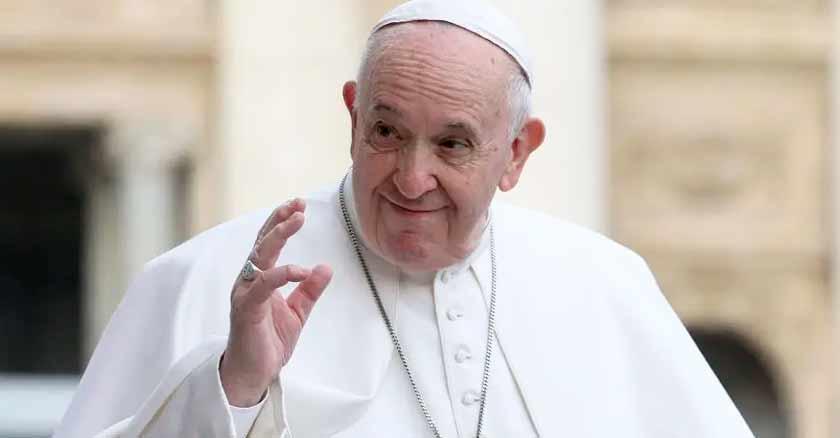 papa francisco amor abre puerta curacion enfermo