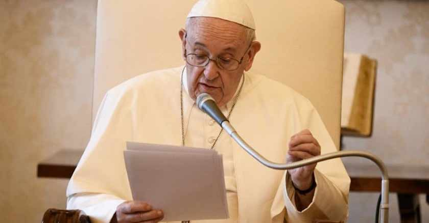 papa francisco audiencia coronavirus covid  muerte