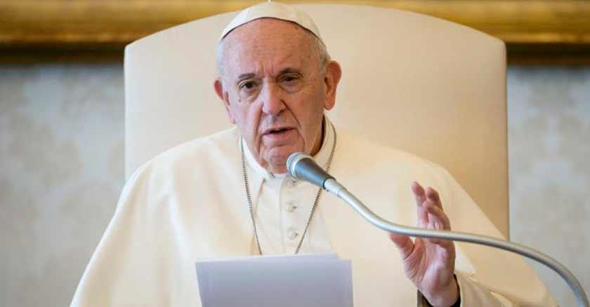 papa francisco bendicion especial urbe et orbi coronavirus indulgencia plenaria