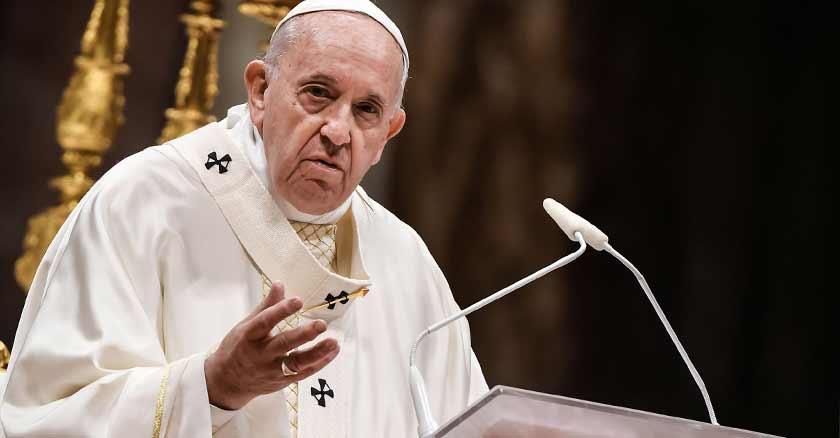 papa francisco ensenanzas sobre la necesidad de Dios padre