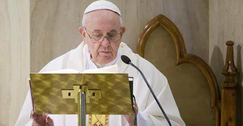 papa francisco humanidad unida despues de la pandemia del coronavirus