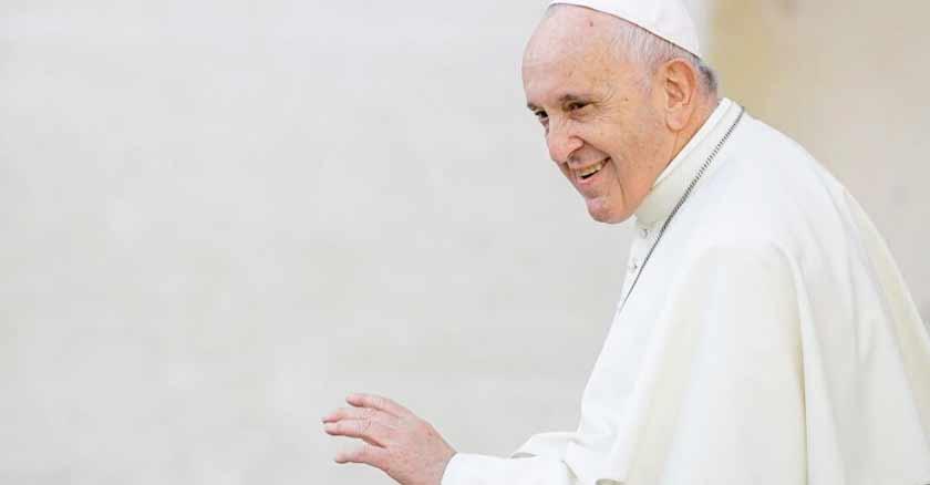 papa francisco jesus nos ama como somos