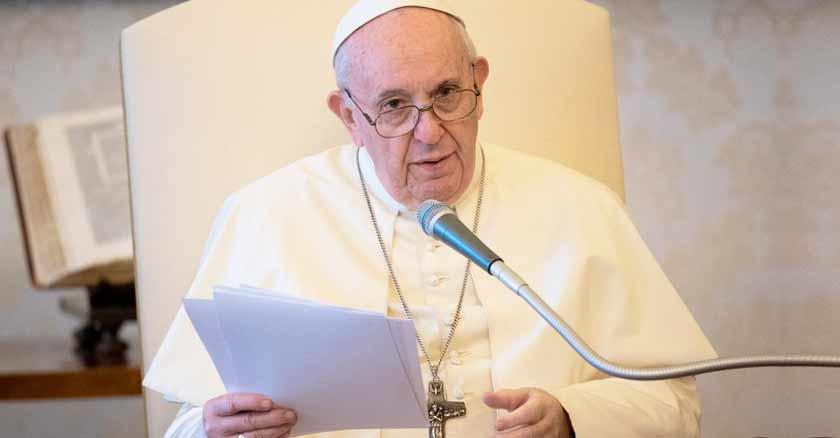 papa francisco mensaje naciones unidas sobre coronavirus covid