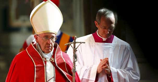 papa francisco nuevos  cardenales