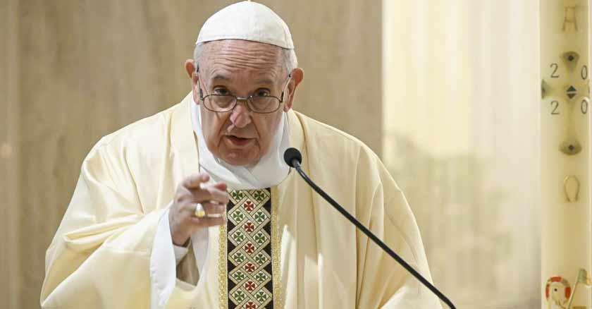papa francisco oremos por la sanacion de la pandemia de coronavirus covid